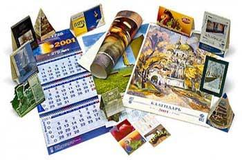 полиграфическая продукция,календари, флаера, журналы, обложки